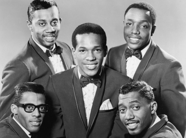 The Motown band the Temptations