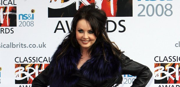 Sarah Brightman at the Classical Brits