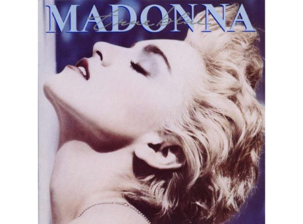 Madonna True Blue album cover