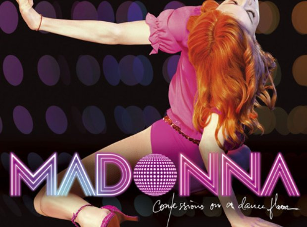 Madonna- Confessions On A Dance Floor