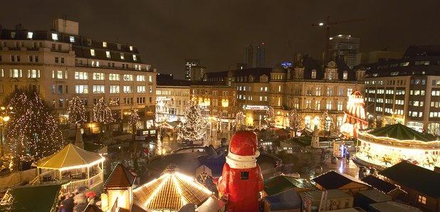 Birmingham's Christmas Markets - Smooth West Midlands