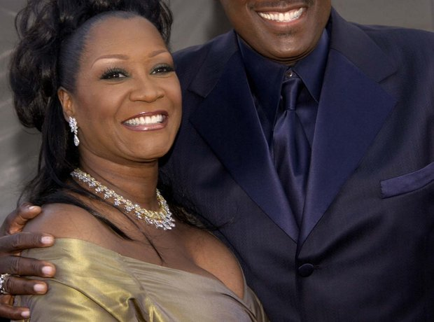 Luther Vandross and Patti Labelle