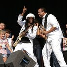 Nile Rodgers and Chic at V Festival 2014 Chelmsfor