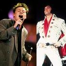 UB40 and Elvis Presley