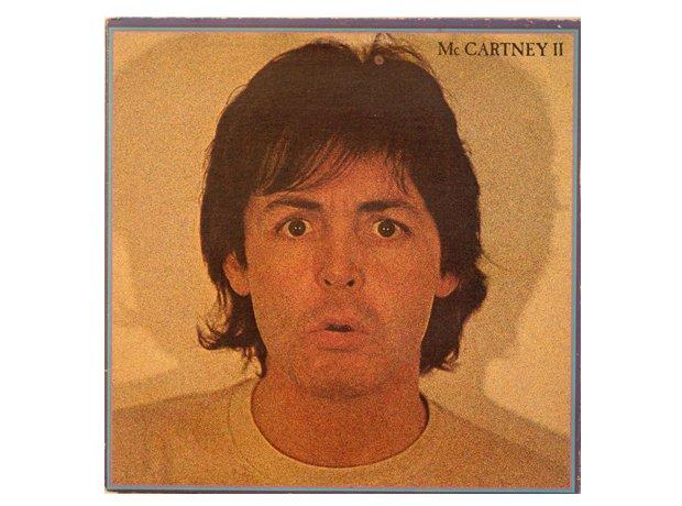 Paul McCartney - 'McCartney II' (1980).