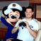 3. Michael Buble meets Mickey Mouse