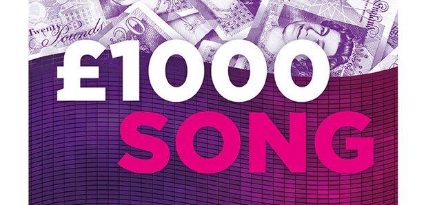 Smooth's £1,000 Song Logo