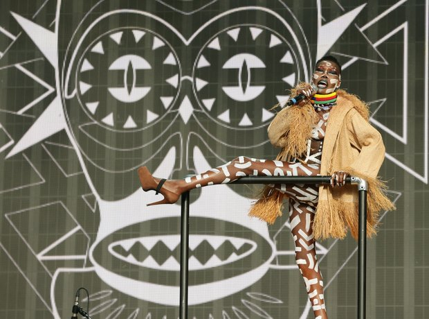 Grace Jones at BST