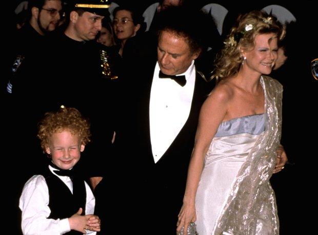 Art Garfunkel with son James