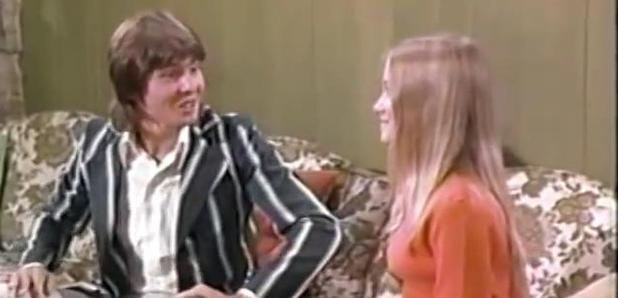 Davy Jones on The Brady Bunch