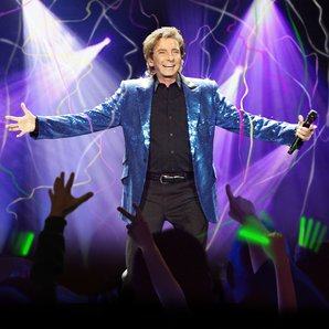Barry Manilow tour 2015