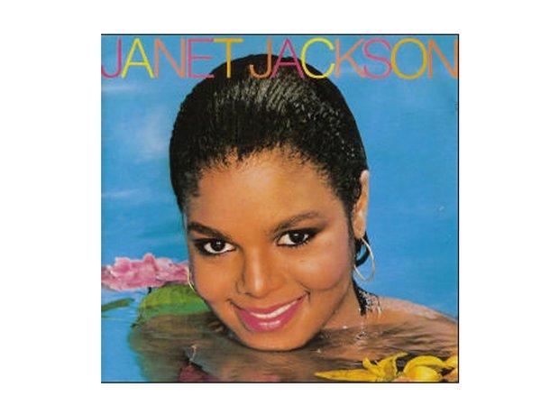 Janet Jackson – Janet Jackson (1982)