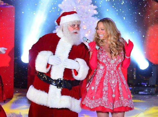 Stars At Christmas Mariah Carey