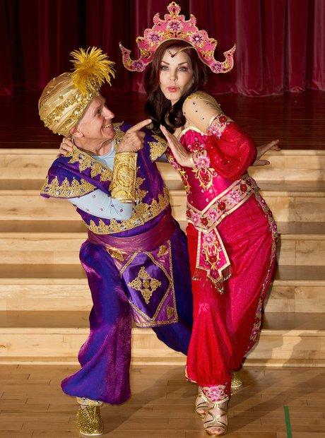 Priscilla Presley Aladdin