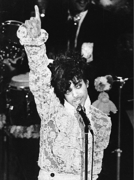 Grammys Awards History Prince