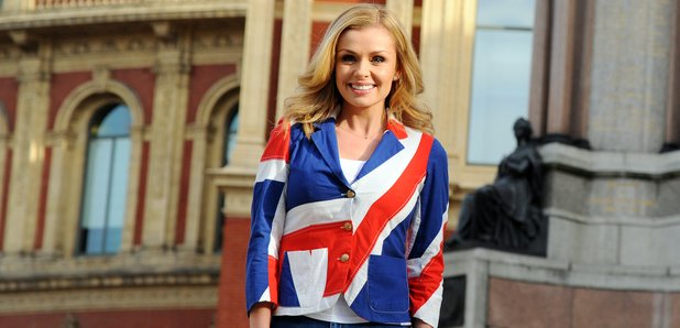 katherine jenkins royal albert hall