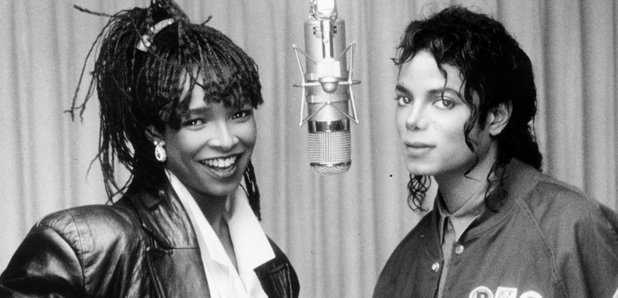 Michael Jackson And Siedah Garrett