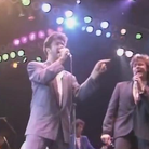 George Michael Paul Young 1986