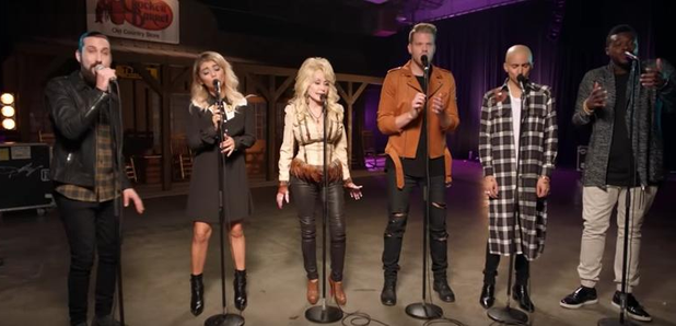 Dolly Parton Pentatonix