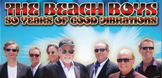 Beach Boys tour 2017