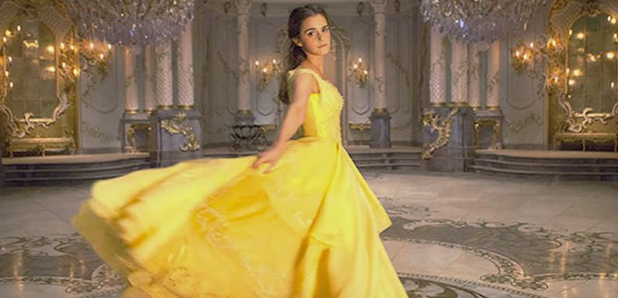 Emma Watson as Belle Beauty and the Beast