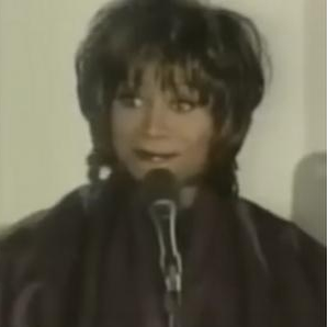 Patti LaBelle awkward performance