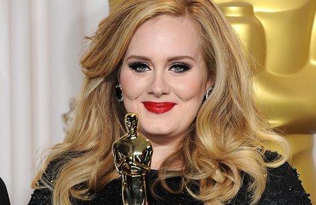 Adele Oscar 2013