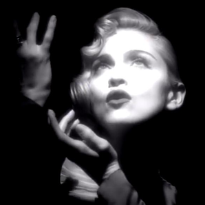 Madonna Vogue music video